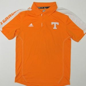 U of Tennessee Adidas Performance Shirt Size Sm.